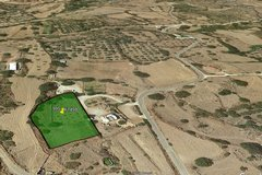 Field for sale - Old Pyli Amaniou